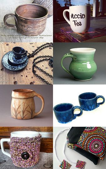 A Spot of Tea. by LovelyKnotsBoutique on Etsy--Pinned with TreasuryPin.com