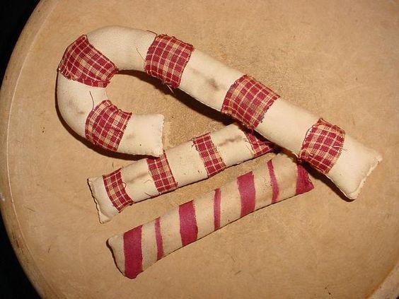 Peppermint sticks...