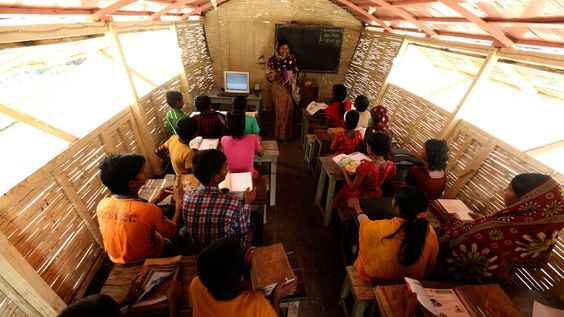 How one architect transformed education in flood-ravaged Bangladesh through 'floating schools'