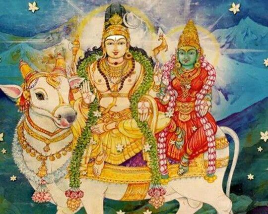 Uma maheshwara Murti- Maniam Selvan: