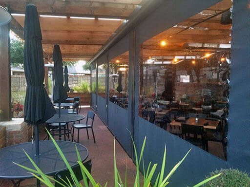 Restaurant Patio Screen Systems Southern Patio Enclosures Patio Enclosures Restaurant Patio Patio Screen Enclosure
