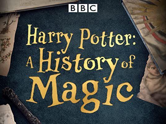 Amazon Com Watch Harry Potter A History Of Magic Prime Video In 2020 A History Of Magic Harry Potter History
