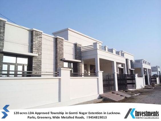 plots in gomti nagar vistar lucknow