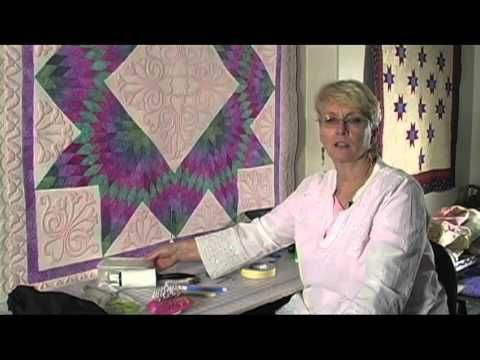 Longarm Quilting with Linda Taylor