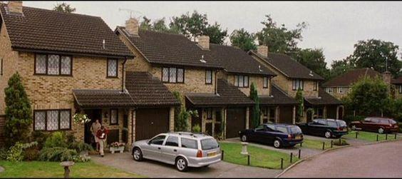 Casa de los t os de harry potter decoracion pinterest - Harry potter casas ...