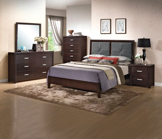 home furniture and bedrooms on pinterest. Black Bedroom Furniture Sets. Home Design Ideas