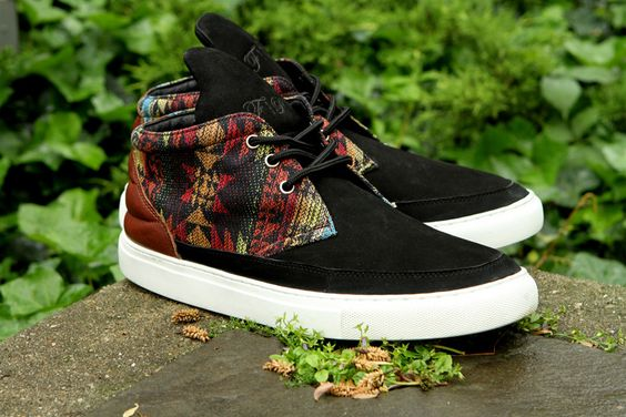 Filling Pieces Hi Top - Aztec | Shoes | Kith NYC