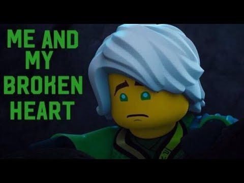Ninjago Lloyd Me And My Broken Heart Amv Youtube Ninjago Broken Heart Lego Ninjago Lloyd