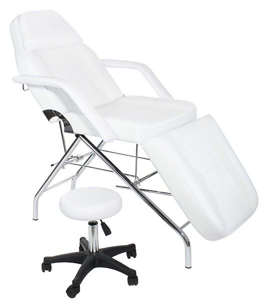 Basic Facial Chair Table With Stool In 2019 Massage Bed Chair Bed Table