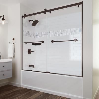 Delta Classic 400 32 In X 60 In X 60 In 3 Piece Direct To Stud Alcove Surround High Gloss In White 40044 The Home Depot In 2020 Tub Surround Shower Surround Bathtub Surround