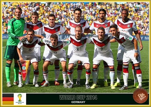 Fan Pictures 2014 Fifa World Cup Brazil Germany Team World Cup Germany Team Germany Football Team