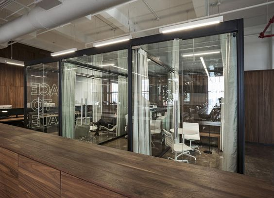 inside fiftythree s jaw dropping new office space texts. Black Bedroom Furniture Sets. Home Design Ideas
