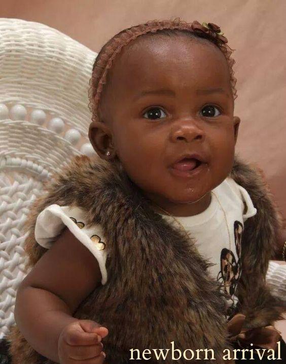 Ma'Liyah Amani Clark   http://newbornarrival.com