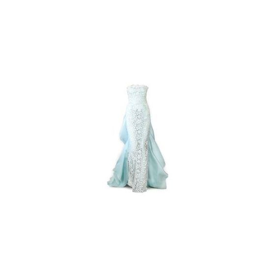 Zuhair Murad edited by Satinee ❤ liked on Polyvore