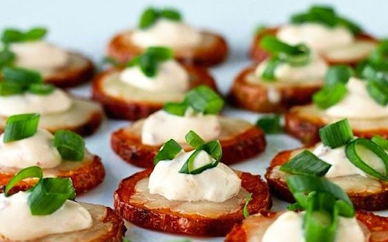 30 amazing appetizer ideas