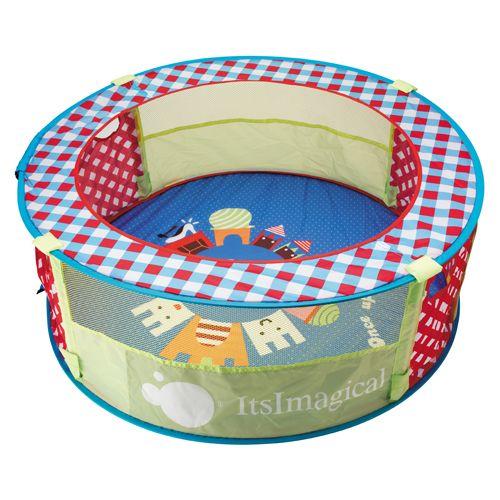 Baby fitness Poppy Area - Área de juego gimnasia bebé  #baby #toys #imaginarium