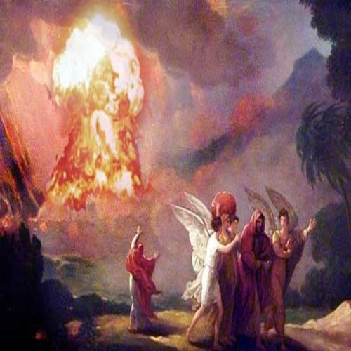 Sodom and gomorrah, God and 'salem's lot on Pinterest