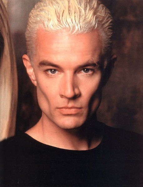 Spike (Buffy the Vampire Slayer) AND he has a lovely singing voice!-- HE IS JUST PERFECT.