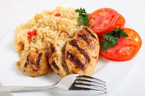 15-Minute Ginger Chicken