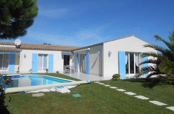 Vente Maison 5 pièces 162,82 m² 372800 € - Saint-Denis-d'Oléron (17650)