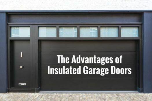 1 Improves Home S Energy Efficiency 2 Blocks Noises 3 Creates A Stronger Garage Door 4 Climate Control In The Garage Doors Garage Door Insulation Garage
