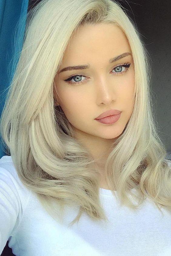 Mariyan Mari Pashaeva With Images Blonde Girl Blonde Beauty
