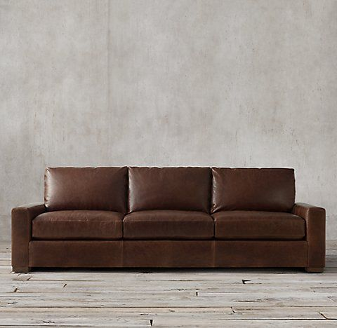 Maxwell Leather Collection Rh Maison