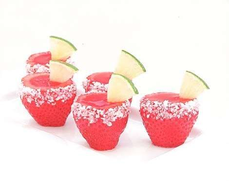 Strawberry Margarita Deliciousness