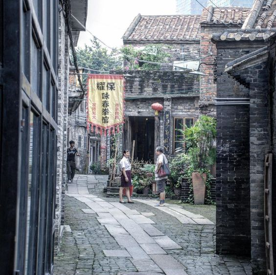 The fist in the town hall witness history #traveling #townhall #Wing Chun