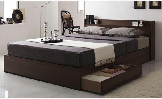 Giường ngủ thoải mái