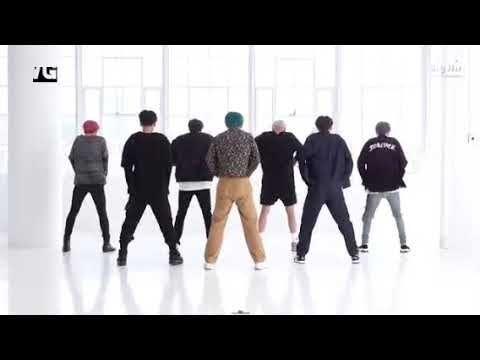 رقص بى تى اس على اغنية Bts Dance Practice Boy With Luv Youtube Bts Dancing Bts Boys Dance