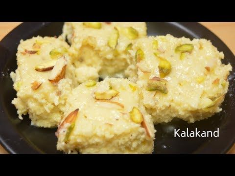 Delicious Indian Desserts You Can Make With Milk Que Mag In 2020 Kalakand Recipe Indian Desserts Recipes