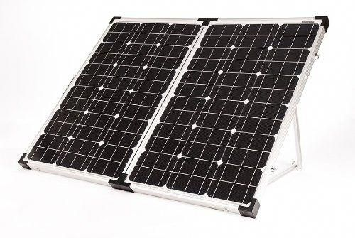 Go Power Gp Psk 120 120w Portable Folding Solar Kit With 10 Amp Solar In 2020 Solar Panels Solar Solar Energy System