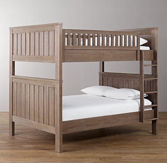 Kenwood Full over Full Bunk Bed Cottage Pinterest
