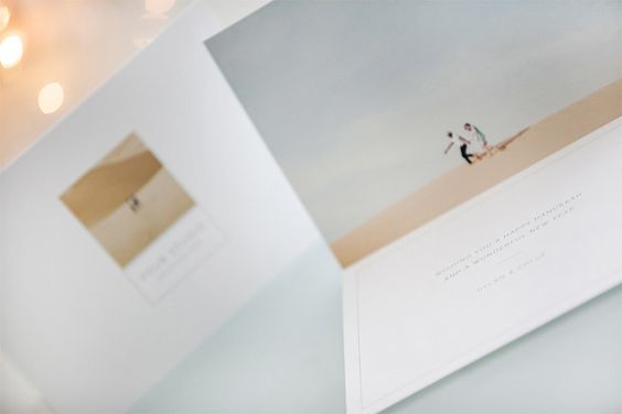 Holiday Cards: Minimalist Collection