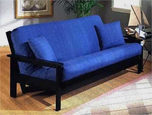 Buying A Denim Sofa Things To Consider While Buying The Futon Covers Kejohomes Denim Futon Cover Yhylgei Decorating Ideas Futon Covers Futon Futon Sofa
