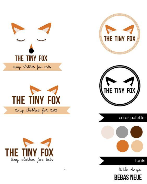 Logo Graphic environment - corporate design Technique - vector drawing in Adobe Illustrator