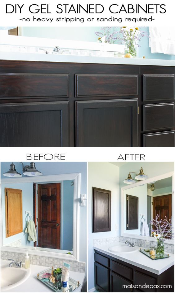 Stains Stain Cabinets And Spaces On Pinterest