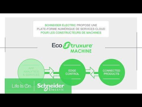 Ecostruxure Machine Advisor Schneider Electric France Infowebenvironnement Maintenance