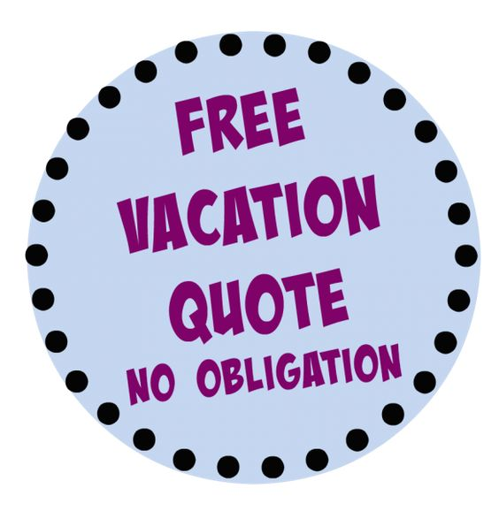Free no obligation quote for your Disney vacation.