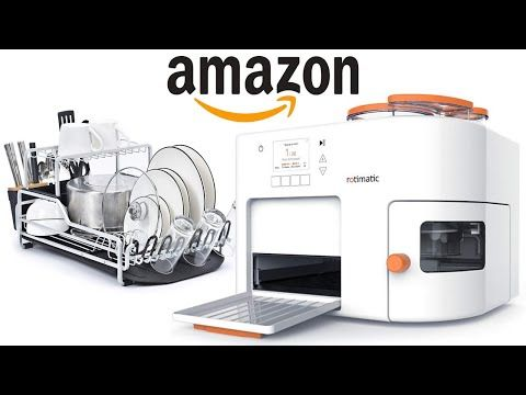 10 Awesome Kitchen Gadgets On Amazon In 2020 Youtube In 2020