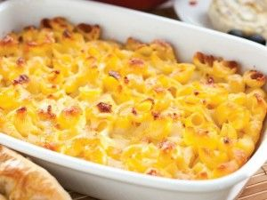 Mac and cheese!