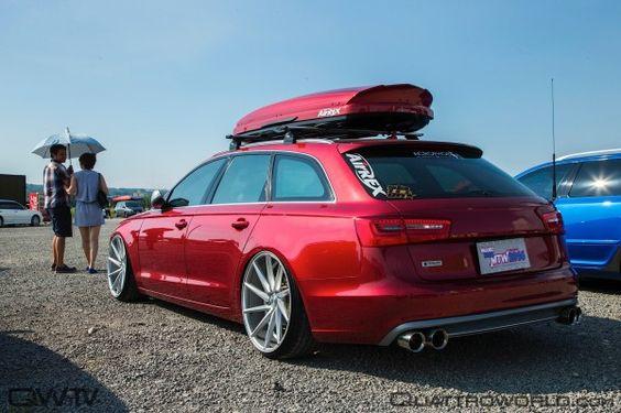 #Audi Wagonist #S6 #quattro #Avant #AudiHuntValley
