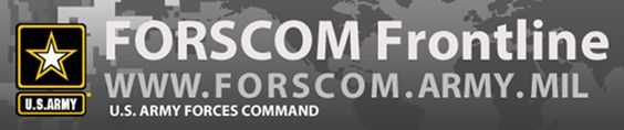 Weekly online newsletter from U.S. Army Forces Command. Features news and stories from around the Army. New editions out every Friday.