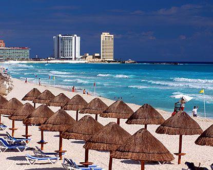 Cancun, Mexico- March 2013
