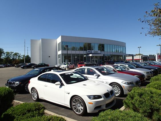At Cain BMW, we have a huge selection of New and used BMWs!