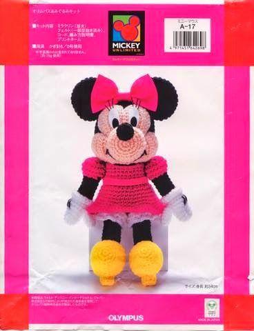 Disney Amigurumi
