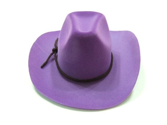 Trendy Dolls - Lavender Cowboy Hat for 18 inch American Girl Dolls, $7.50 (http://www.mytrendydoll.com/accessories/lavender-cowboy-hat-for-18-inch-american-girl-dolls/)