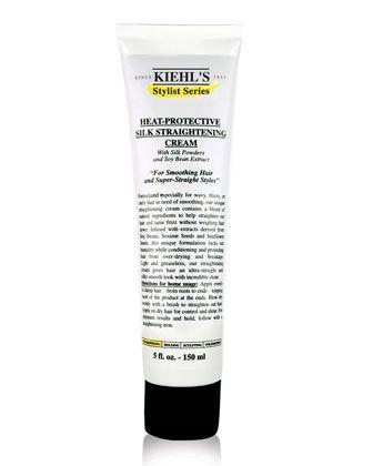 Kiehl's Since 1851 Heat-Protective Silk Straightening Cream - Neiman Marcus