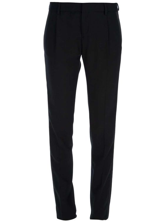 Love the Saint Laurent tuxedo trouser on Wantering | Womens Trousers | womens tuxedo trousers #womenstuxedotrousers #womenspants #womenswear #womensstyle #womensfashion #style #fashion #saintlaurent #wantering http://www.wantering.com/womens-clothing-item/tuxedo-trouser/acrDu/